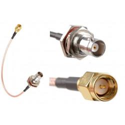 RF antenna pigtail